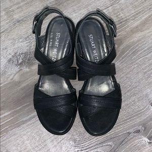 Stuart Weitzman Wedge sandals size 5